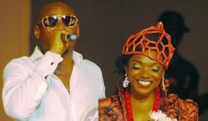 2Face Idibia and Ann MacCauly