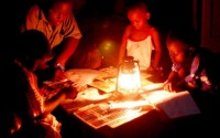 black out electricity