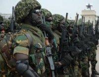 Ghana military