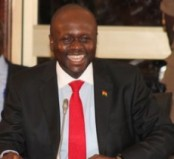 Dr Edward Omane-Boamah
