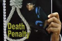 Hanging death penalty
