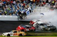 NASCAR Race crash