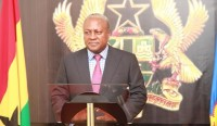 President Mahama Address