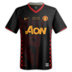 LEAKED PHOTO: Manchester United's 2013/2014 Kit