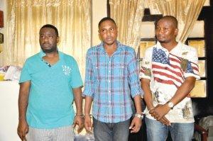 Nigeria arrest