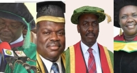 University vice chancellors
