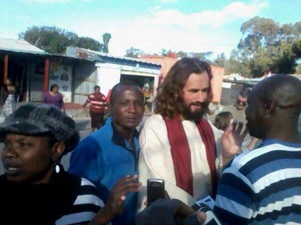 Claim to be Jesus