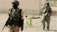 Nigeria soldiers military