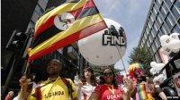 Uganda anti-gay law