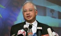 Najib Razak, the prime minister of Malaysia
