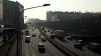 Paris road traffic