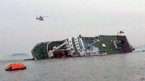 S korea ferry capsize 2