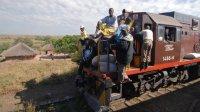 Train Dr Congo