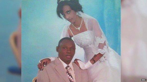Meriam Yehya Ibrahim marriage