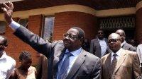 Peter Mutharika sworn