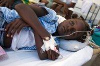 Cholera Outbreak In Rural Haiti