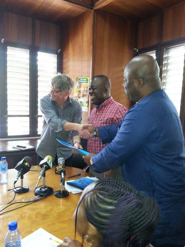 Ghana-Denmark Partnership