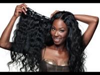 Hair black woman