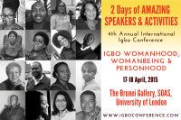 Igbo Conference Flyer