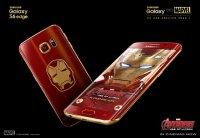 Samsung Galaxy s6 Egde Iron
