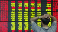china stock debt