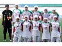 Iran female football team