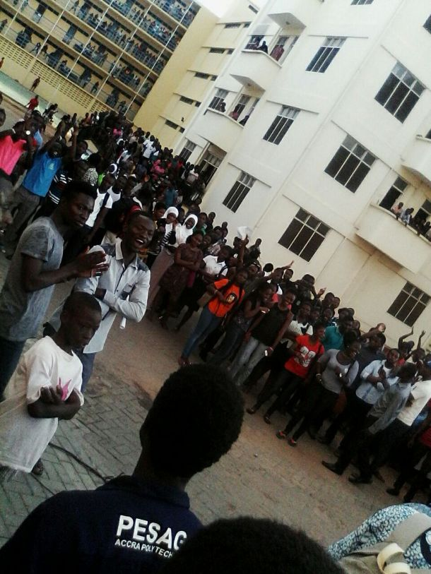 Accra Polytechnic Students (2)