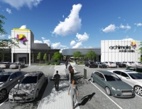 Achimota retail centre