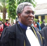 Rev. Dr. Frimpong Manso