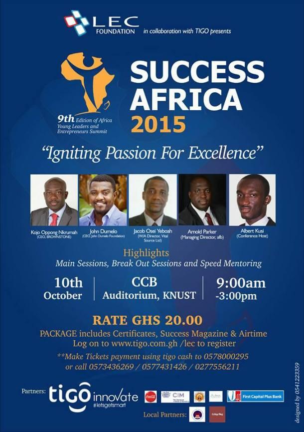 Success Africa 2015
