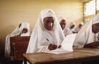 Borno muslim student