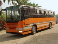 Metro mass bus